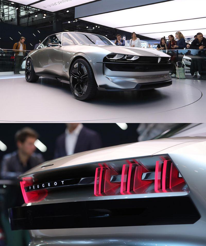 برترین خودروهای نمایشگاه پاریس ۲۰۱۸