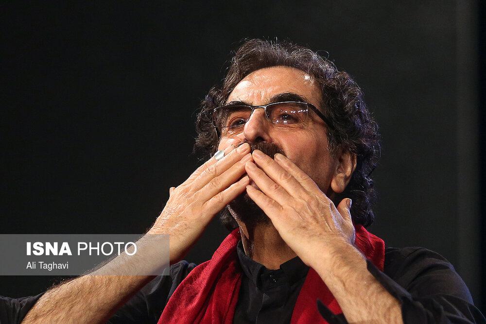 شهرام ناظری از کنسرت برای سیلزدگان گفت