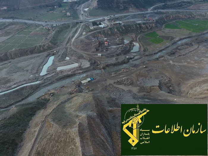 حسن جهانبخش بزرگترین معدن خوار نیمقرن اخیر مازندران, در توراطلاعاتی سپاه پاسداران انقاتب اسلامی