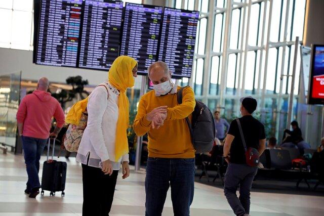 کاهش زمان تست کرونا برای سفر به ایران