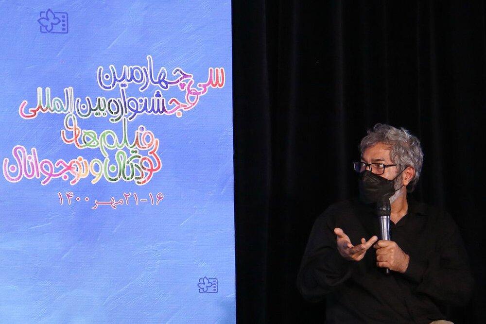 پرویز پرستویی، فیلم تازه حبیب احمدزاده را، پیامرسان صلح به جهان معرفی کرد