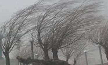 اخطاریه و هشدار سازمان هواشناسی درباره بارش شدید باران و کاهش دما در ۶ استان کشور